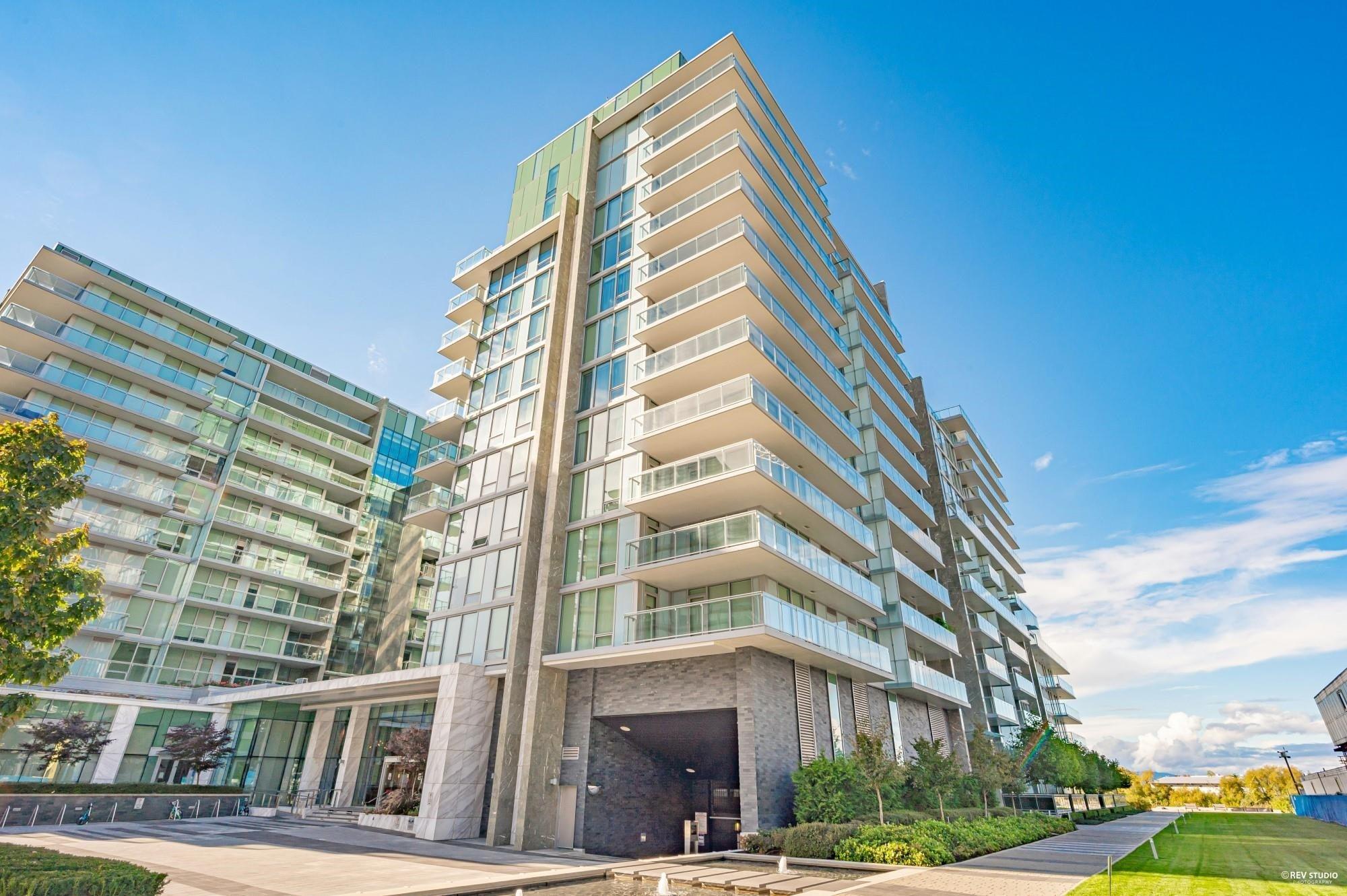 604 6611 PEARSON WAY - Brighouse Apartment/Condo for sale, 1 Bedroom (R2624164)