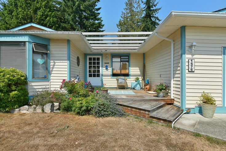 1576 ISLANDVIEW DRIVE - Gibsons & Area House/Single Family for sale, 2 Bedrooms (R2624169)
