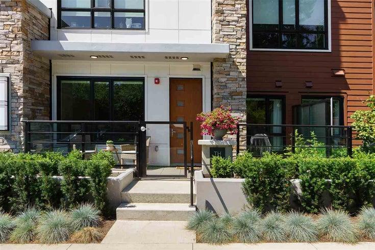 101 1055 RIDGEWOOD DRIVE - Edgemont Townhouse for sale, 1 Bedroom (R2624186)