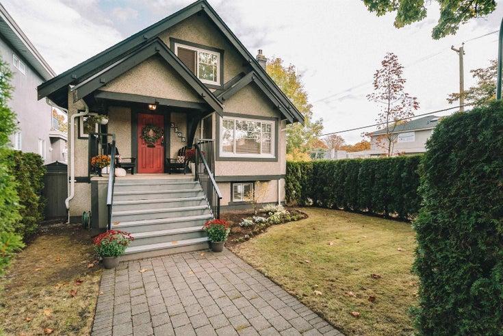 3305 W 13TH AVENUE - Kitsilano House/Single Family for sale, 5 Bedrooms (R2624192)