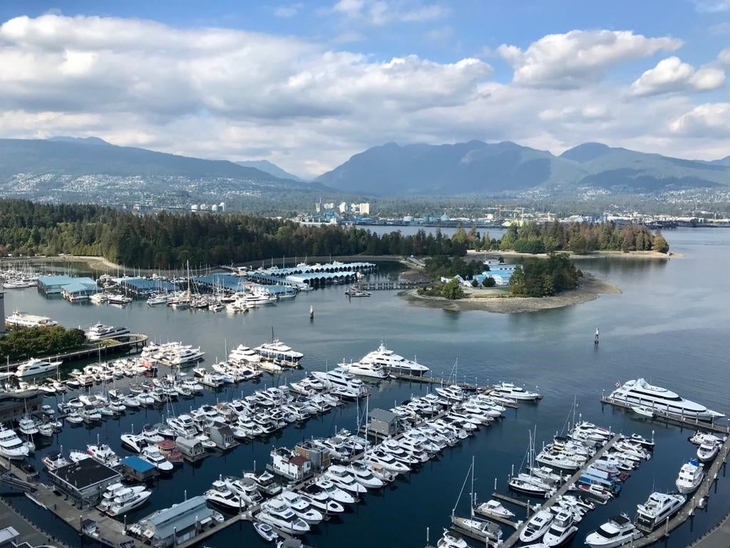 2301 555 JERVIS STREET - Coal Harbour Apartment/Condo for sale, 2 Bedrooms (R2624251)