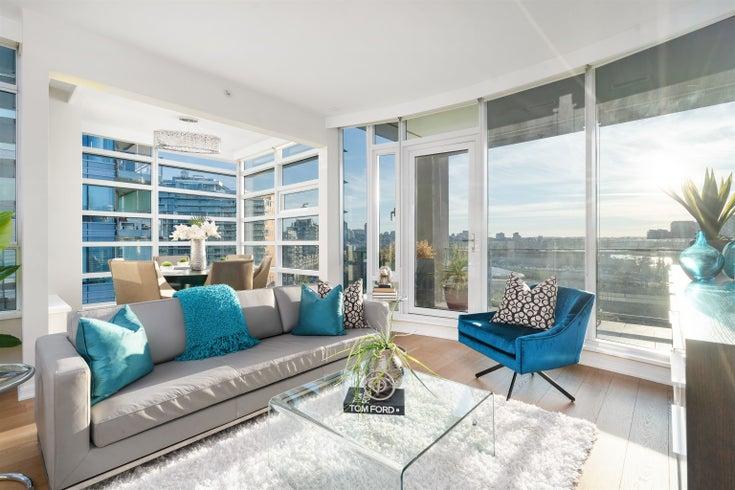 803 1616 COLUMBIA STREET - False Creek Apartment/Condo for sale, 3 Bedrooms (R2624261)