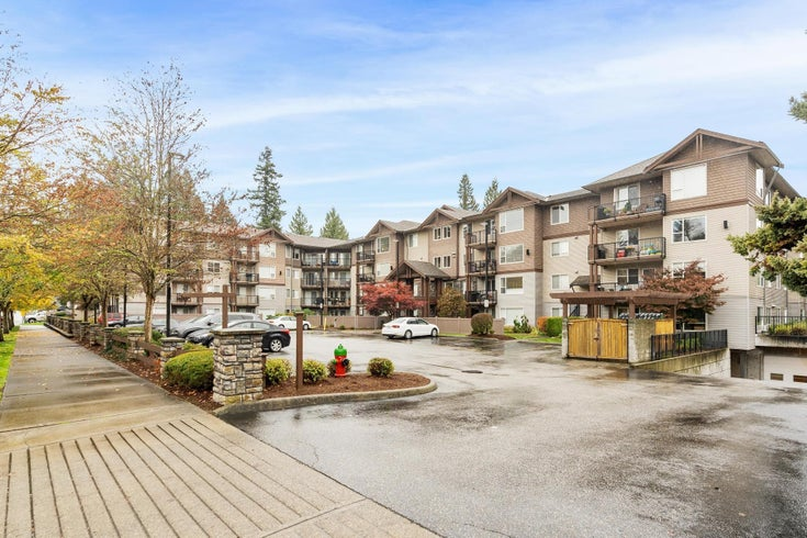 208 2581 LANGDON STREET - Abbotsford West Apartment/Condo for sale, 2 Bedrooms (R2624262)