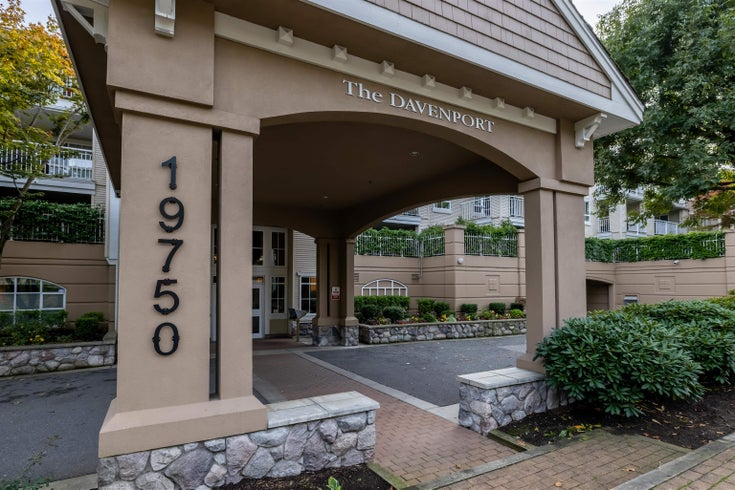 309 19750 64 AVENUE - Willoughby Heights Apartment/Condo for sale, 2 Bedrooms (R2624273)