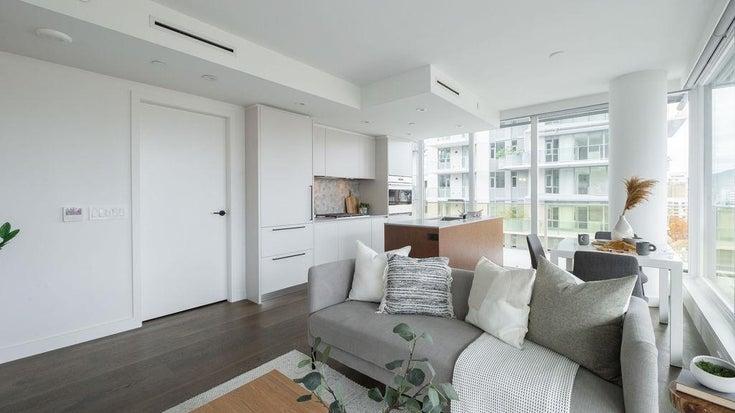 802E 1365 DAVIE STREET - West End VW Apartment/Condo for sale, 2 Bedrooms (R2624276)