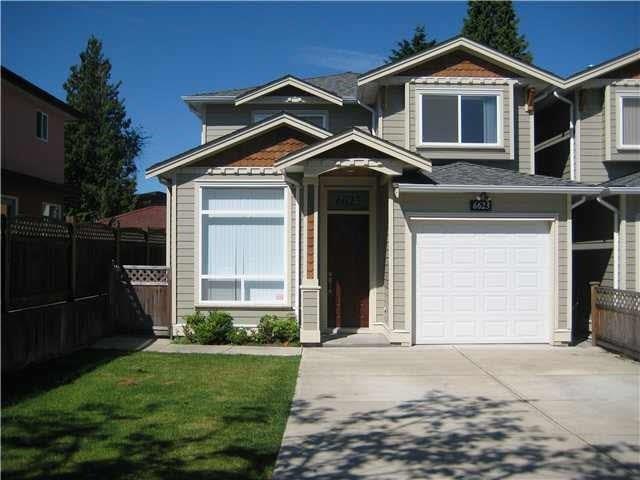 6623 NOLAN STREET - Upper Deer Lake 1/2 Duplex for sale, 6 Bedrooms (R2624282)