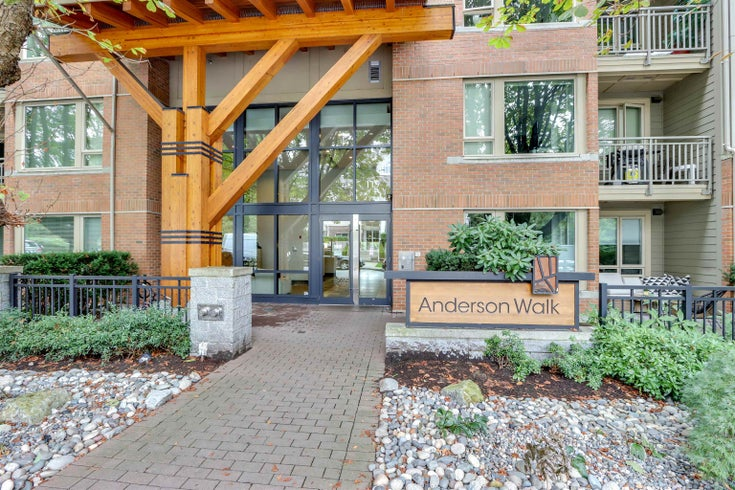427 119 W 22ND STREET - Central Lonsdale Apartment/Condo for sale, 1 Bedroom (R2624288)