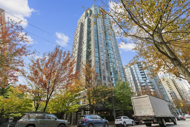 1203 1188 HOWE STREET - Downtown VW Apartment/Condo for sale, 1 Bedroom (R2624325)