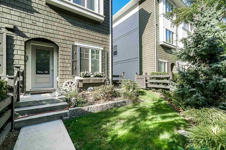 12 288 171 STREET - Pacific Douglas Townhouse for sale, 2 Bedrooms (R2624338)