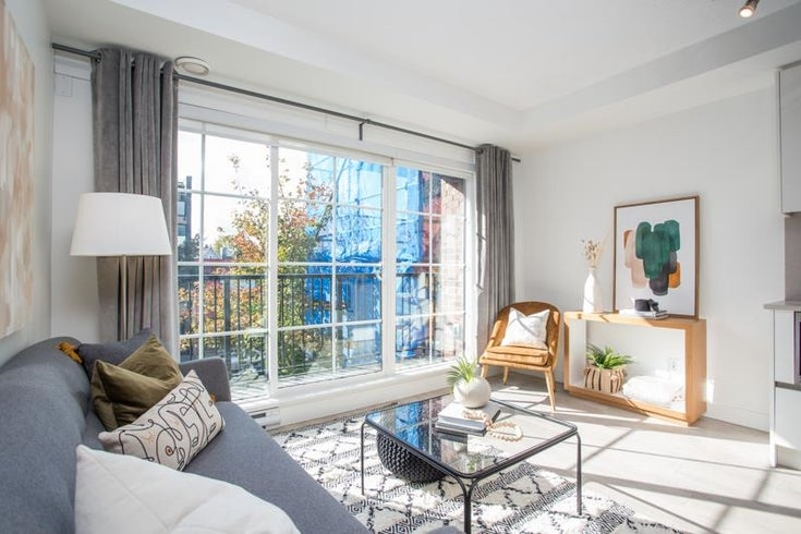 207 2141 E HASTINGS STREET - Hastings Apartment/Condo for sale, 1 Bedroom (R2624394)