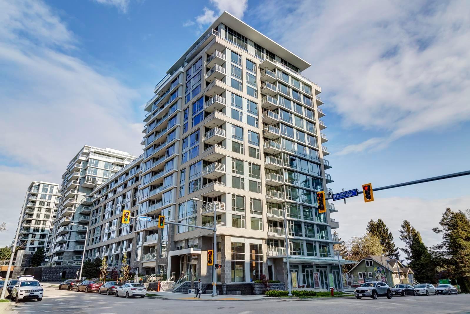 1118 8800 HAZELBRIDGE WAY - West Cambie Apartment/Condo for sale, 2 Bedrooms (R2624397)