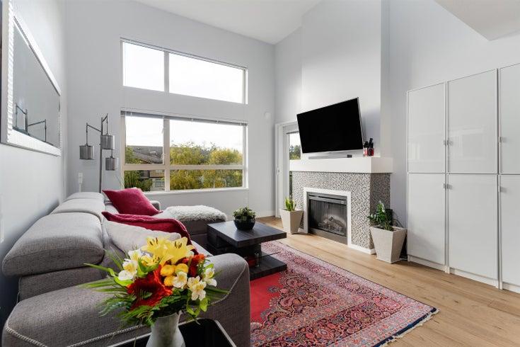 406 600 KLAHANIE DRIVE - Port Moody Centre Apartment/Condo for sale, 3 Bedrooms (R2624424)