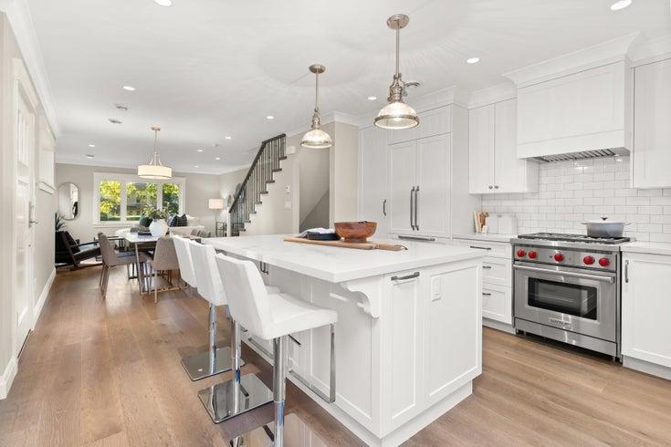 5858 ALMA STREET - Southlands 1/2 Duplex for sale, 3 Bedrooms (R2624438)