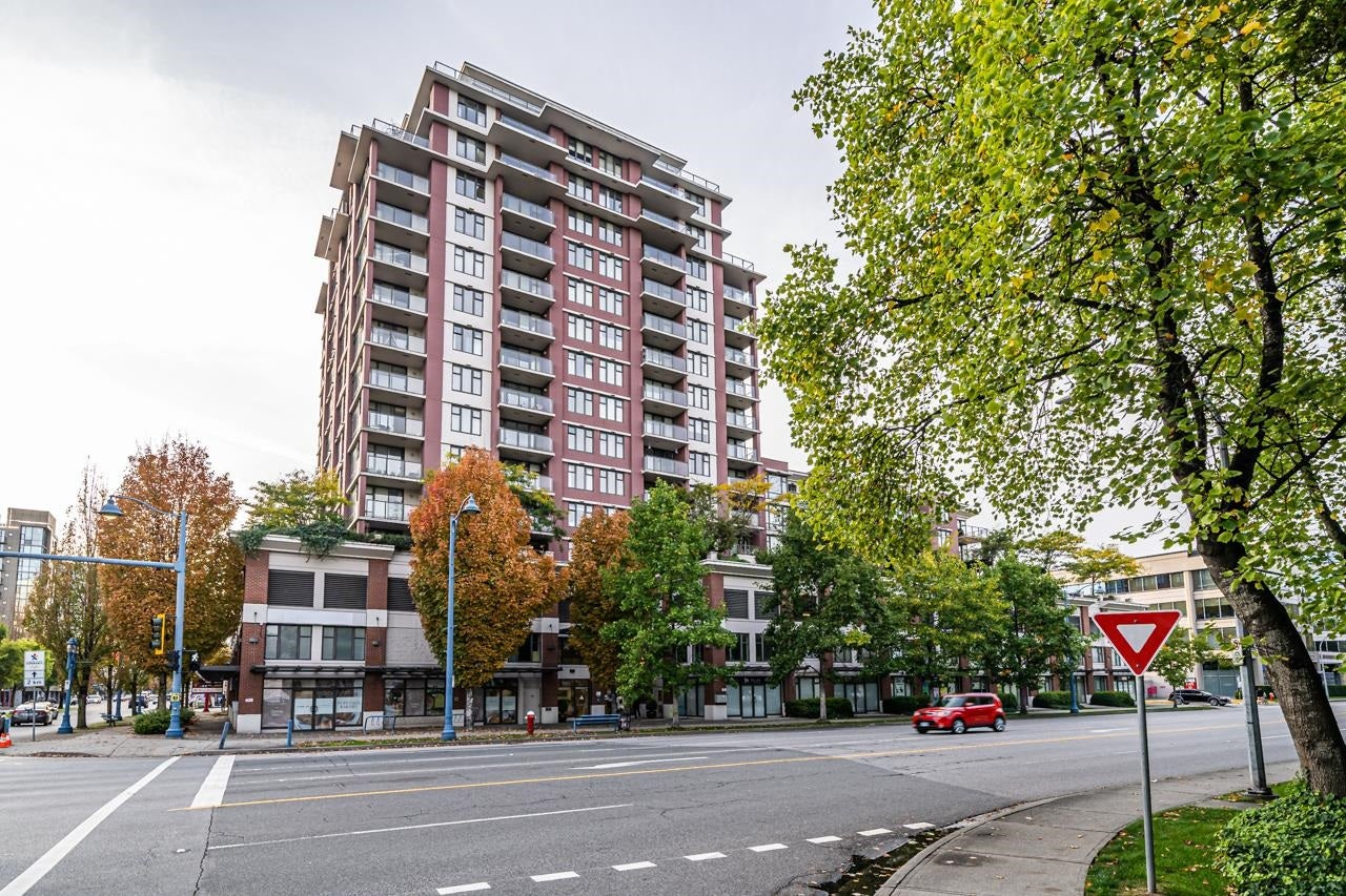 414 5933 COONEY ROAD - Brighouse Apartment/Condo for sale, 1 Bedroom (R2624448)