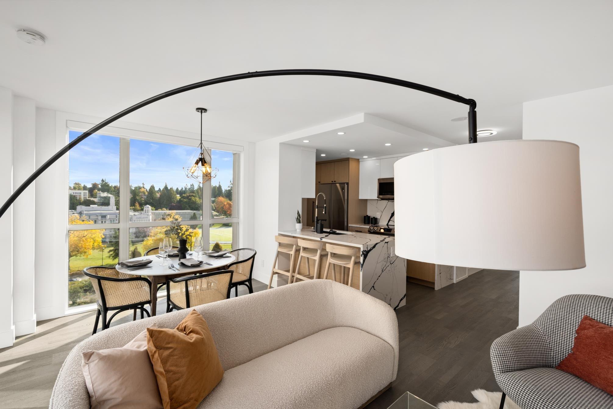 1001 2121 W 38TH AVENUE - Kerrisdale Apartment/Condo for sale, 2 Bedrooms (R2624488)