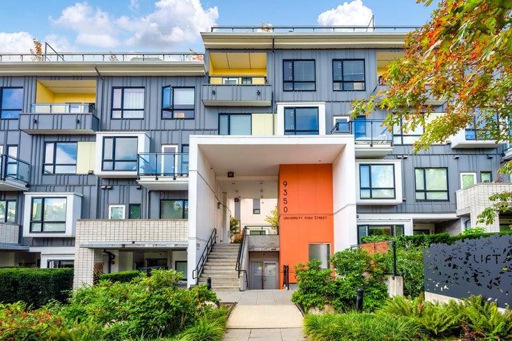 109 9350 UNIVERSITY HIGH STREET - Simon Fraser Univer. Townhouse for sale, 2 Bedrooms (R2624500)
