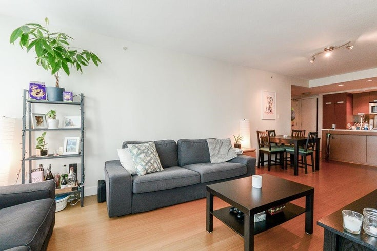 1503 1255 SEYMOUR STREET - Downtown VW Apartment/Condo for sale, 1 Bedroom (R2624507)