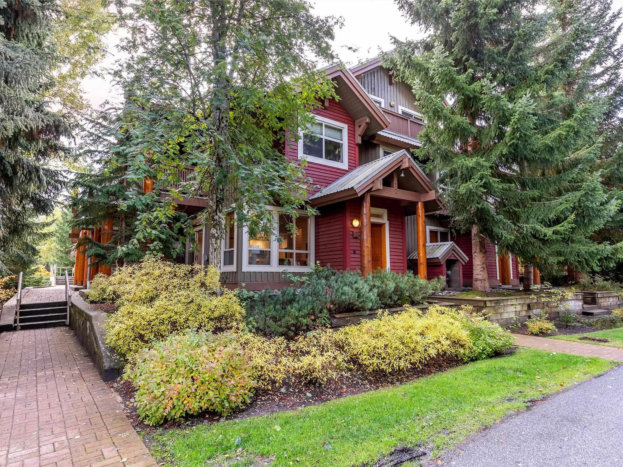 49 4385 NORTHLANDS BOULEVARD - Whistler Village Townhouse for sale, 1 Bedroom (R2624518)