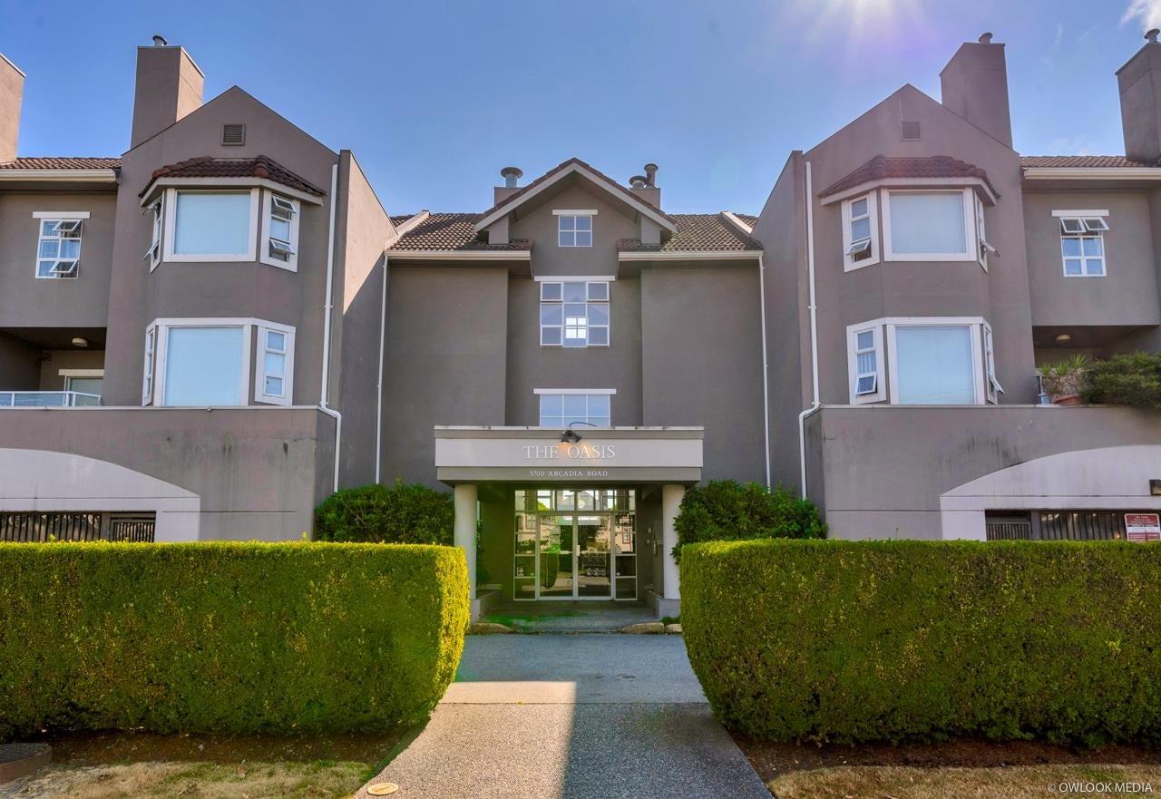 207 5700 ARCADIA ROAD - Brighouse Apartment/Condo for sale, 3 Bedrooms (R2624527)