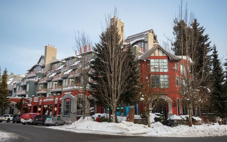 327 4369 MAIN STREET - Whistler Village Apartment/Condo for sale(R2624532)