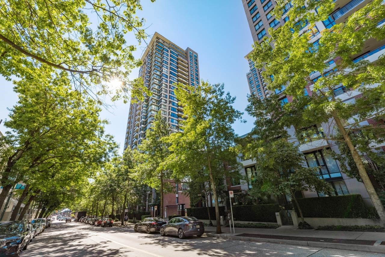 1205 977 MAINLAND STREET - Yaletown Apartment/Condo for sale, 1 Bedroom (R2624556) - #1