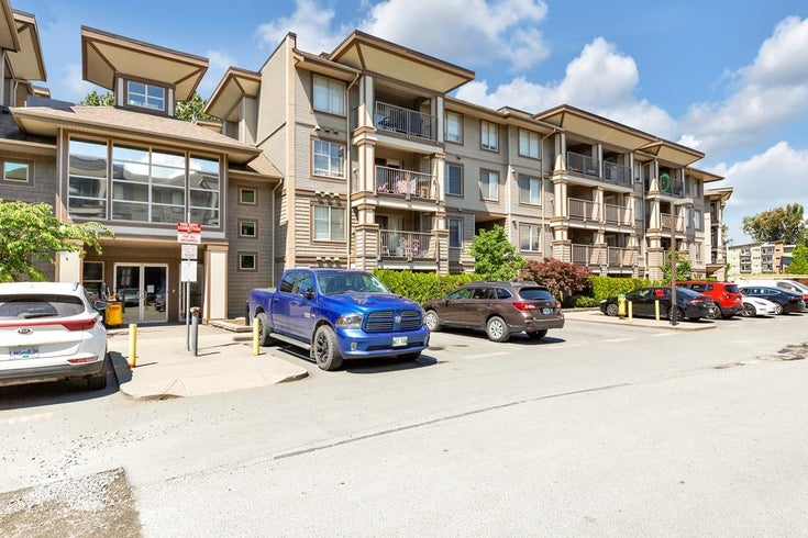 103 45567 YALE ROAD - Chilliwack W Young-Well Apartment/Condo for sale, 1 Bedroom (R2624560)