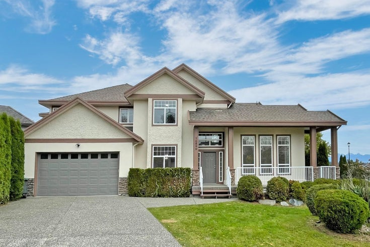 16899 GREENBROOK DRIVE - Fleetwood Tynehead House/Single Family for sale, 6 Bedrooms (R2624565)