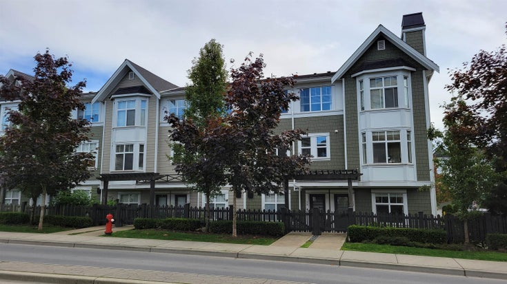 17 20852 77A AVENUE - Willoughby Heights Townhouse for sale, 3 Bedrooms (R2624572)