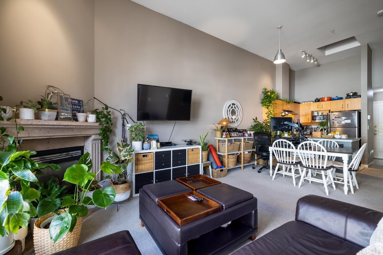 408 2181 W 10TH AVENUE - Kitsilano Apartment/Condo for sale, 1 Bedroom (R2624578)