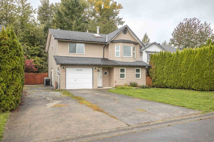 3305 273A STREET - Aldergrove Langley House/Single Family for sale, 5 Bedrooms (R2624579)