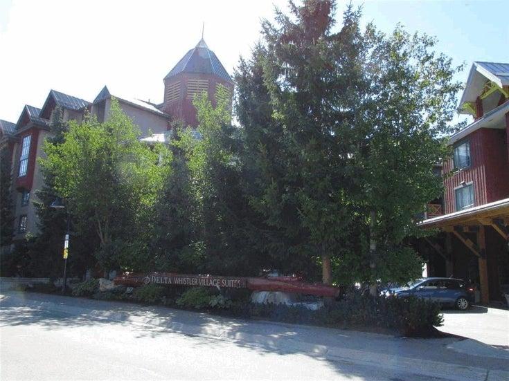 2418 4308 MAIN STREET - Whistler Village Apartment/Condo for sale(R2624581)
