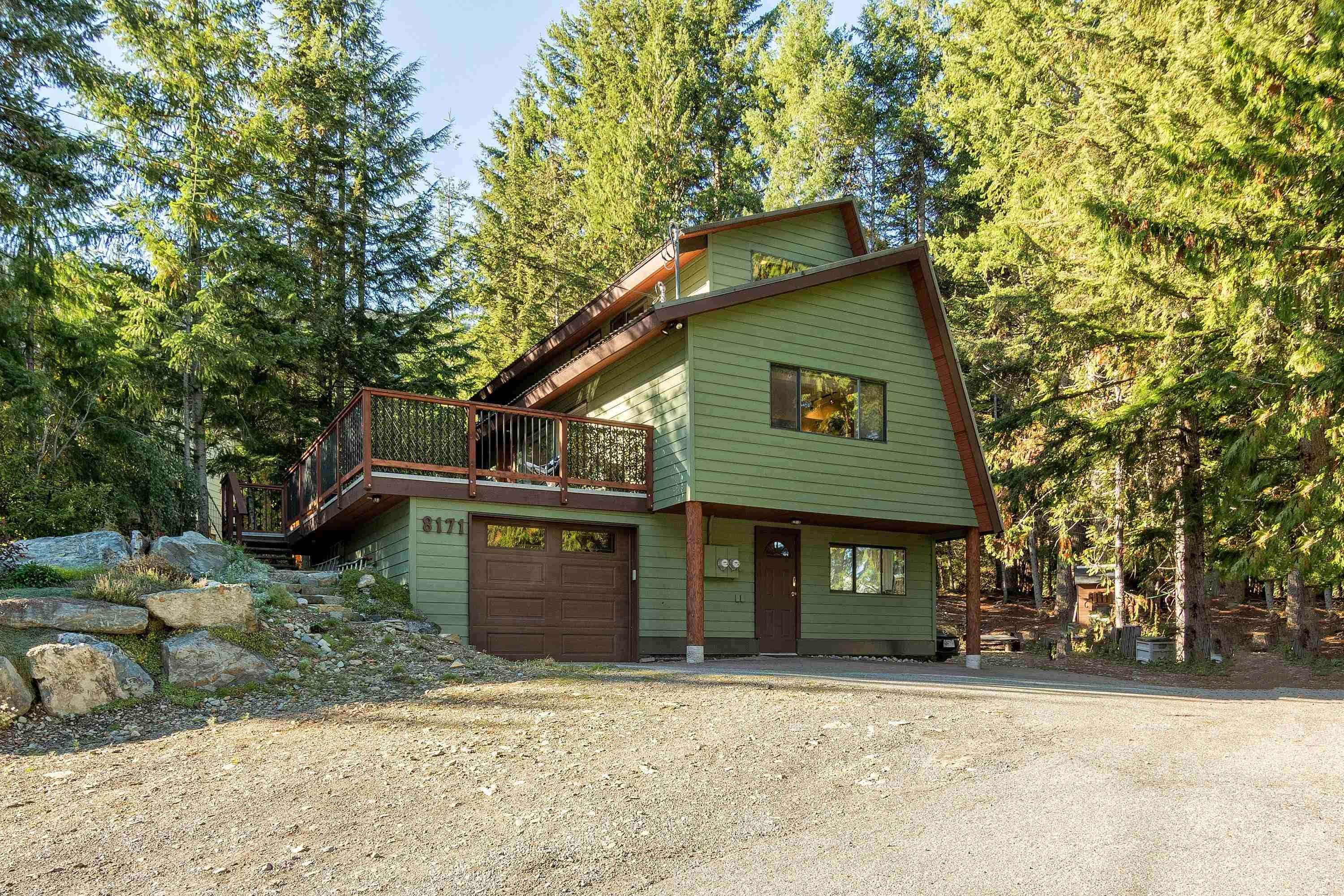 8171 ALPINE WAY - Alpine Meadows House/Single Family for sale, 4 Bedrooms (R2624584)