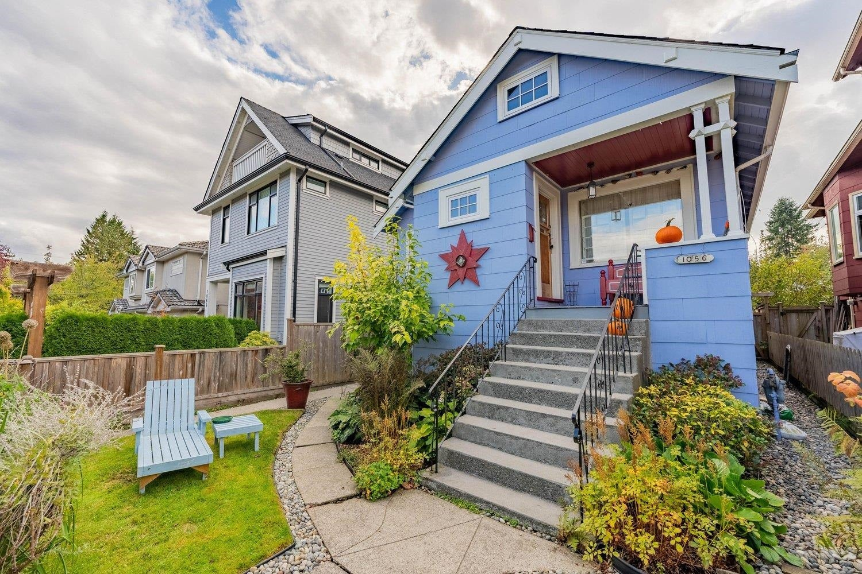 1056 E 14TH AVENUE - Mount Pleasant VE House/Single Family for sale, 4 Bedrooms (R2624585) - #1