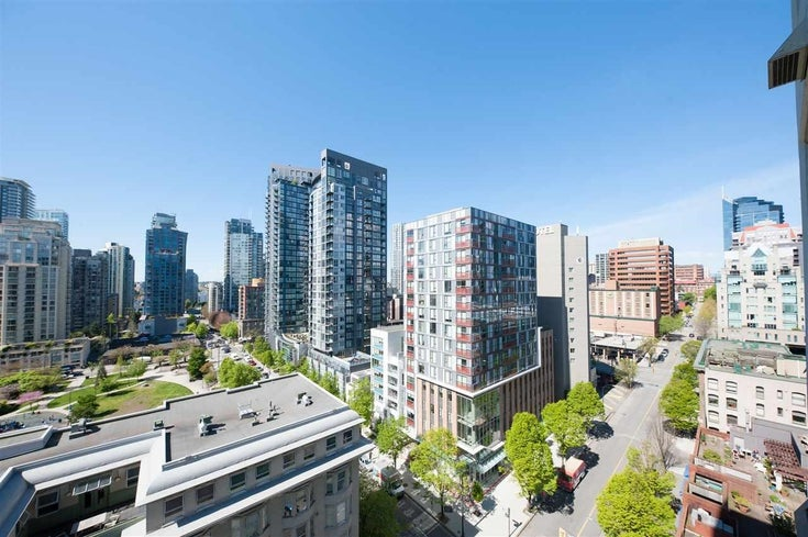 1609 1082 SEYMOUR STREET - Yaletown Apartment/Condo for sale, 2 Bedrooms (R2624611)
