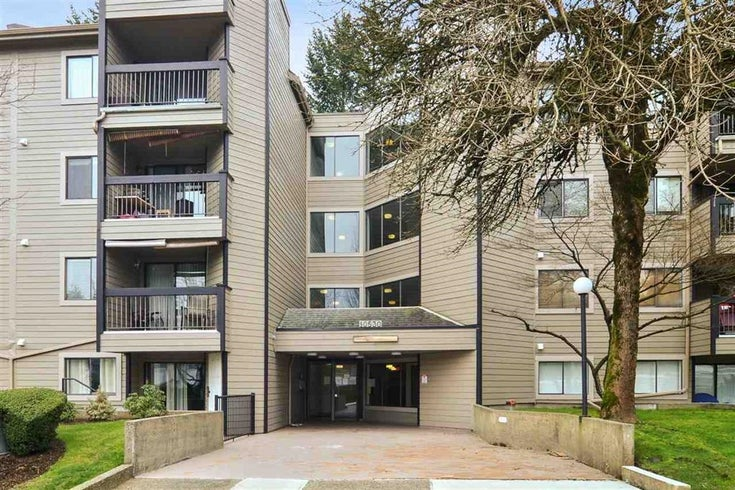 218 10530 154 STREET - Guildford Apartment/Condo for sale, 1 Bedroom (R2624612)