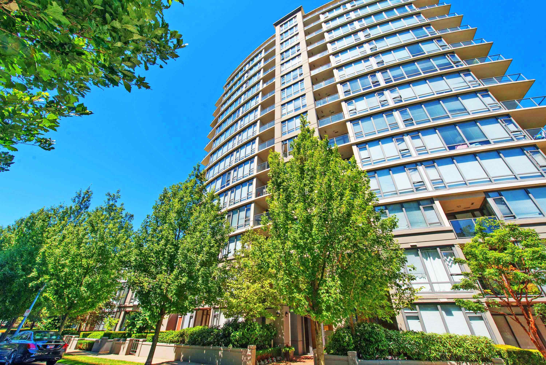 1003 6888 ALDERBRIDGE WAY - Brighouse Apartment/Condo for sale, 2 Bedrooms (R2624625)