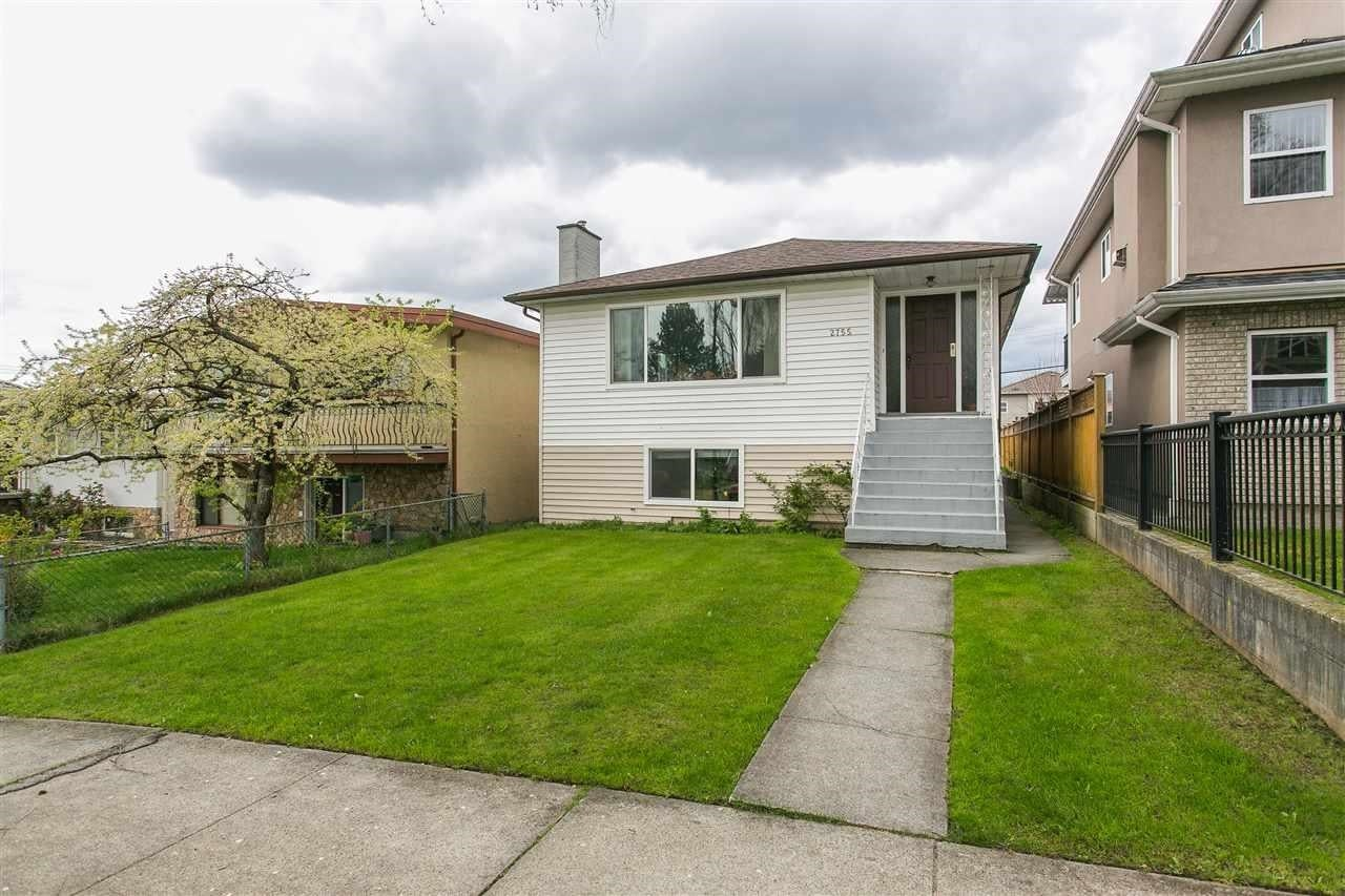 2755 E 27TH AVENUE - Renfrew Heights House/Single Family for sale, 4 Bedrooms (R2624643) - #1