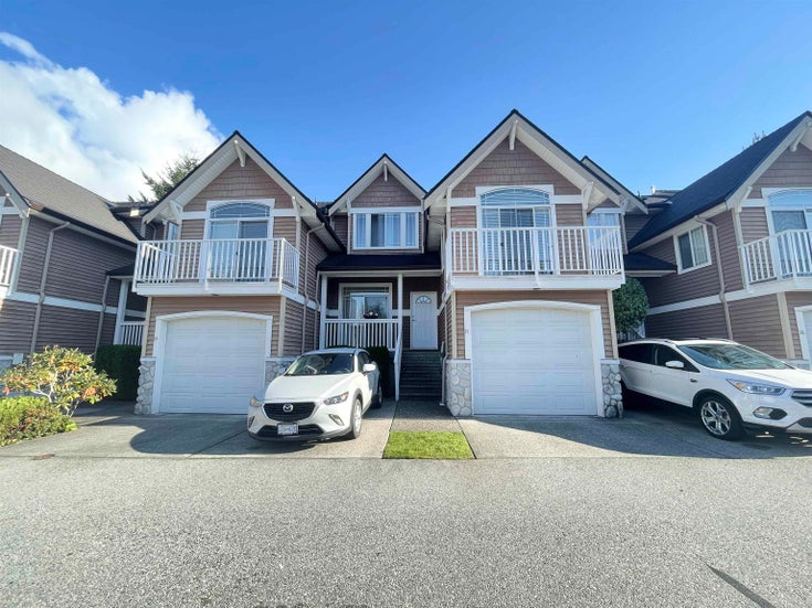 15 1506 EAGLE MOUNTAIN DRIVE - Westwood Plateau Townhouse for sale, 3 Bedrooms (R2624648)