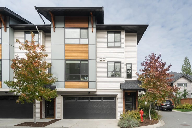 42 8508 204 STREET - Willoughby Heights Townhouse for sale, 3 Bedrooms (R2624674)