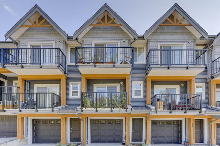 40 22810 113 AVENUE - East Central Townhouse for sale, 3 Bedrooms (R2624686)