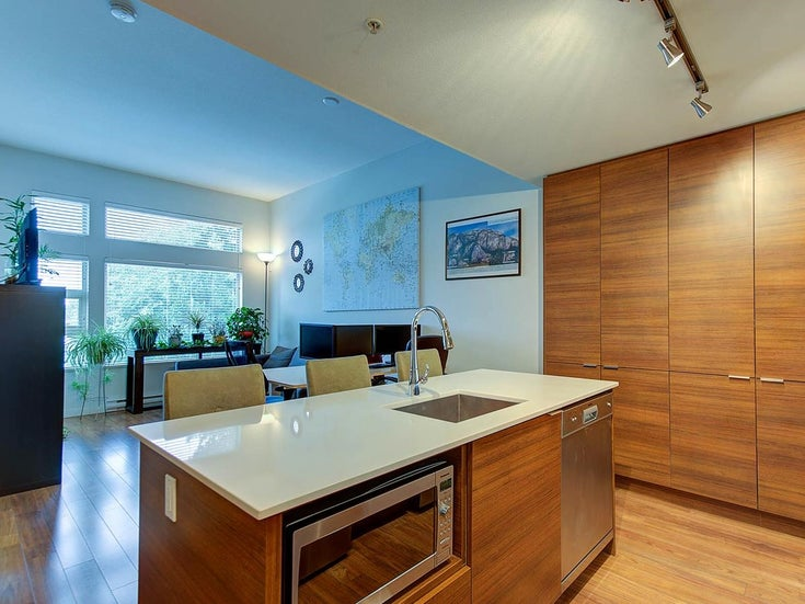 506 1677 LLOYD AVENUE - Pemberton NV Apartment/Condo for sale, 1 Bedroom (R2624695)