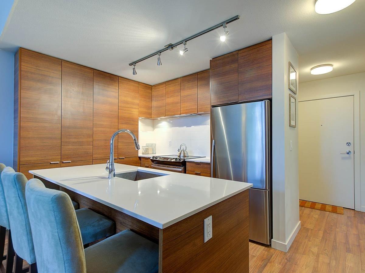 506 1677 LLOYD AVENUE - Pemberton NV Apartment/Condo for sale, 1 Bedroom (R2624695) - #2