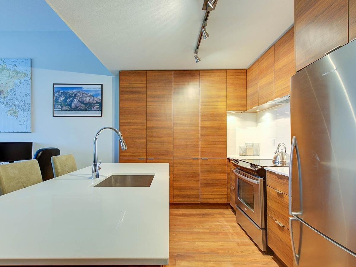 506 1677 LLOYD AVENUE - Pemberton NV Apartment/Condo for sale, 1 Bedroom (R2624695) - #3