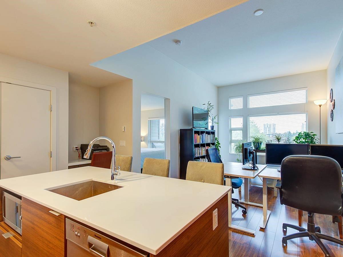 506 1677 LLOYD AVENUE - Pemberton NV Apartment/Condo for sale, 1 Bedroom (R2624695) - #4
