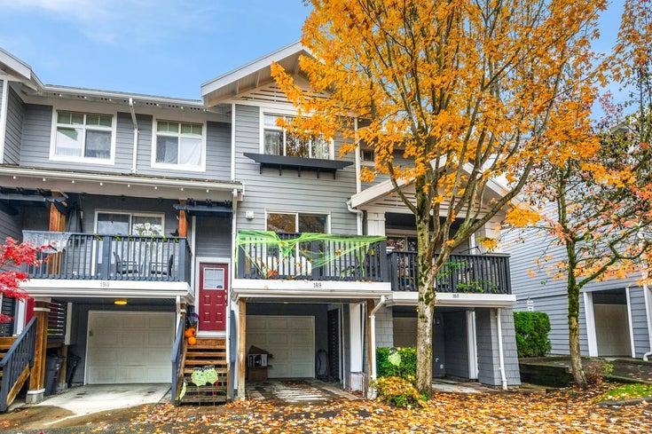 189 15236 36 AVENUE - Morgan Creek Townhouse for sale, 3 Bedrooms (R2624699)