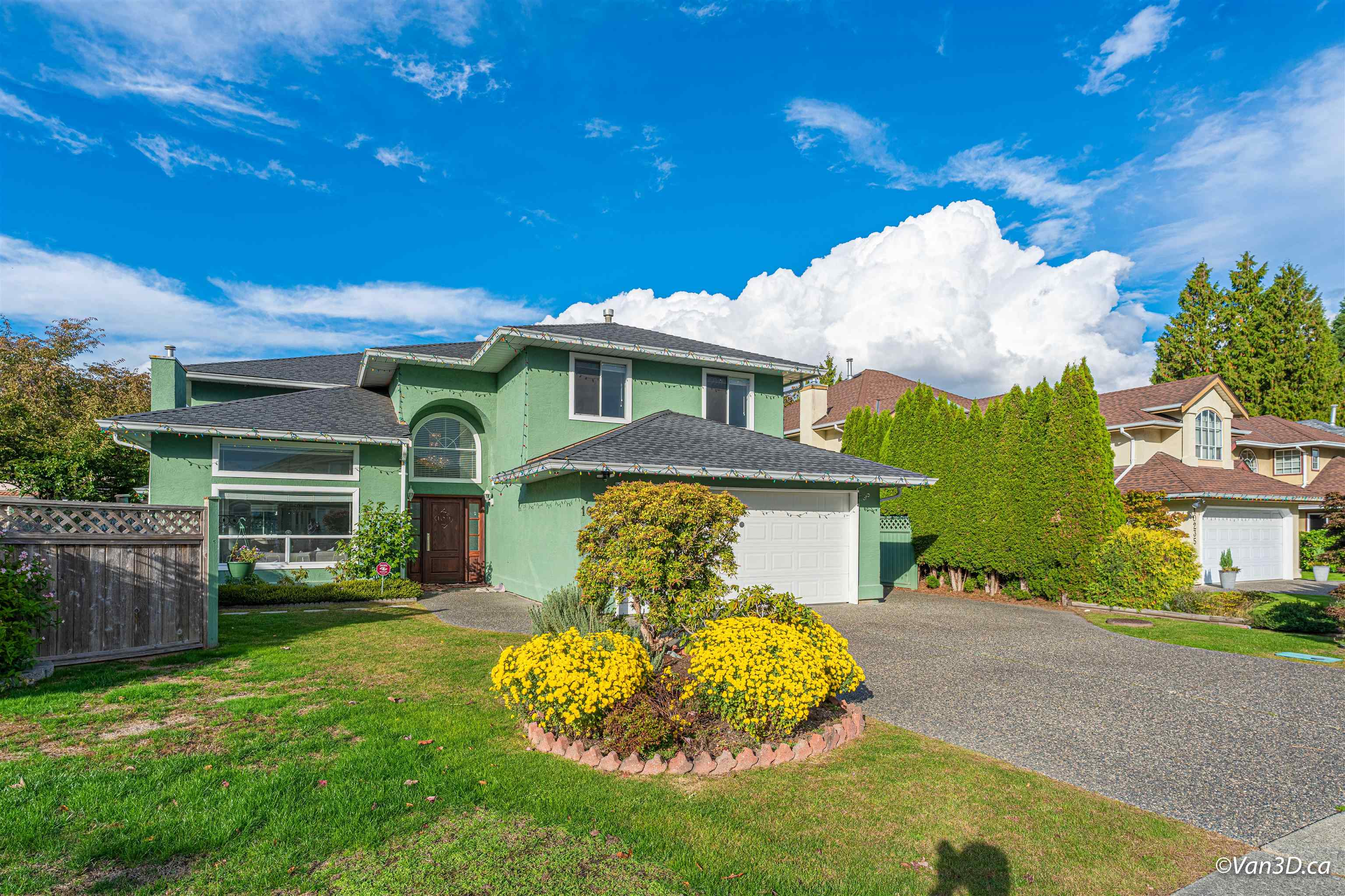 10233 HAYNE COURT - West Cambie House/Single Family for sale, 6 Bedrooms (R2624716)
