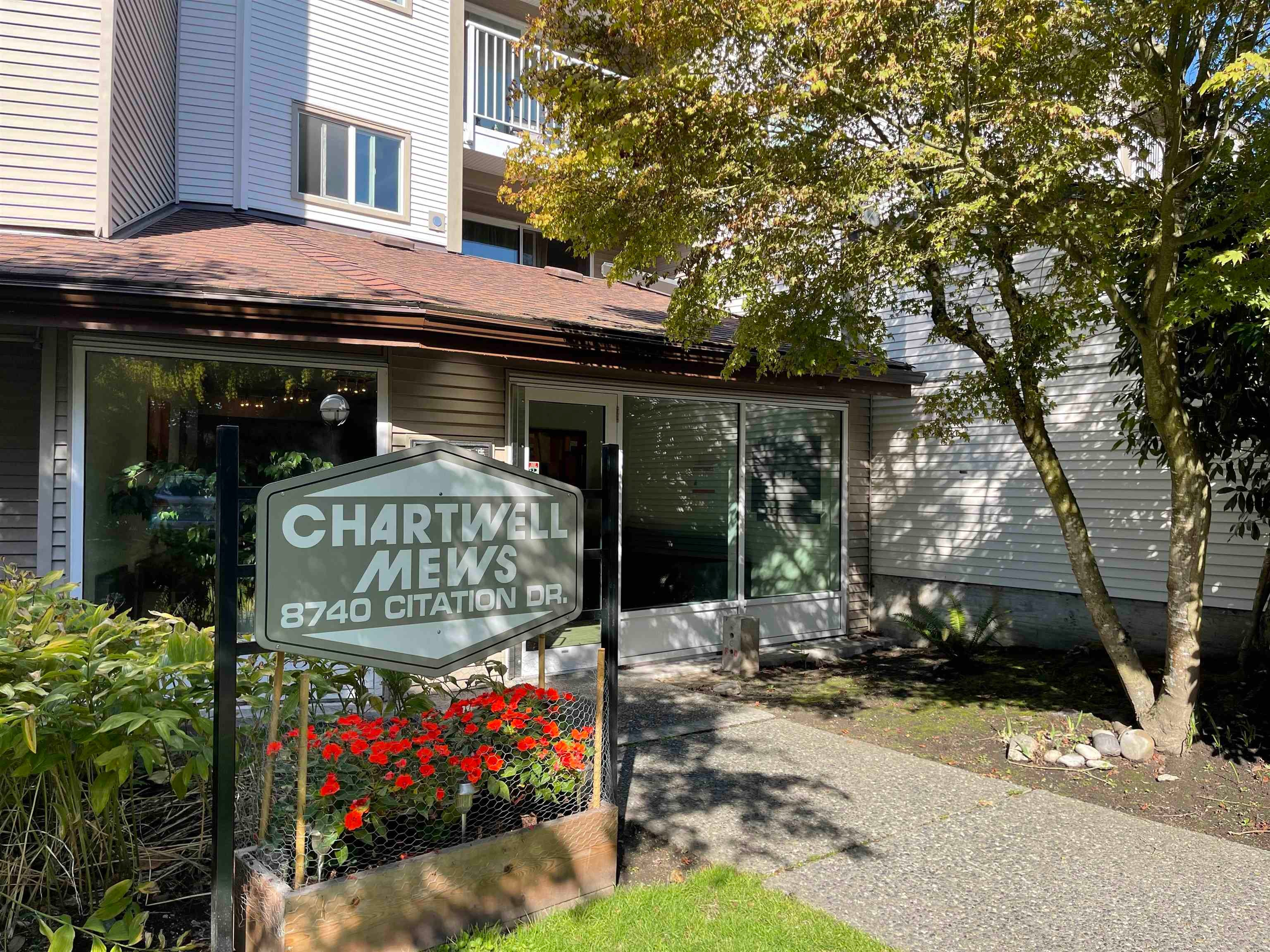 111 8740 CITATION DRIVE - Brighouse Apartment/Condo for sale, 1 Bedroom (R2624718)