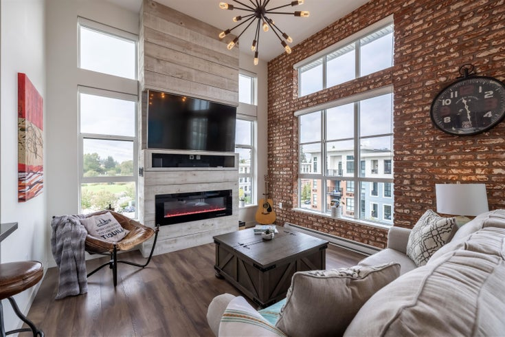 414 15168 33 AVENUE - Morgan Creek Apartment/Condo for sale, 2 Bedrooms (R2624725)