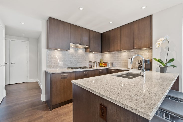 503 150 W 15TH STREET - Central Lonsdale Apartment/Condo for sale, 2 Bedrooms (R2624732)