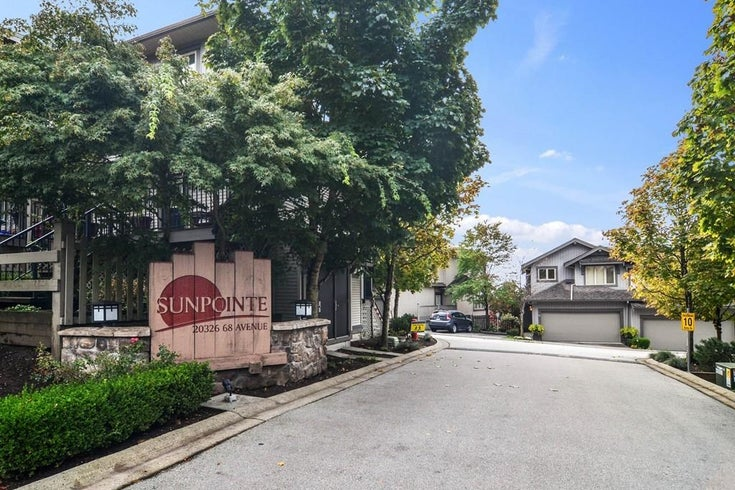 31 20326 68 AVENUE - Willoughby Heights Townhouse for sale, 3 Bedrooms (R2624755)